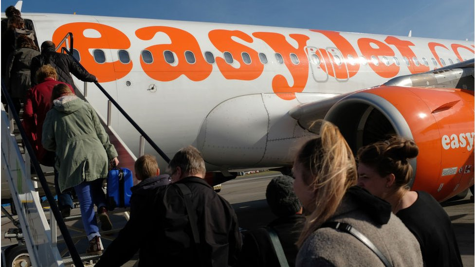 Easyjet bans nuts on all flights to protect passengers