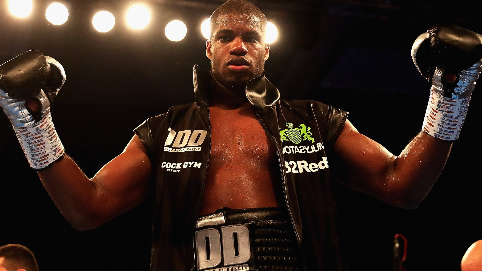 'I'd be on full chickens' - GB's Dubois on his journey to the heavyweight ranks