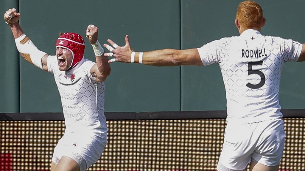 England men into World Cup Sevens semi-finals