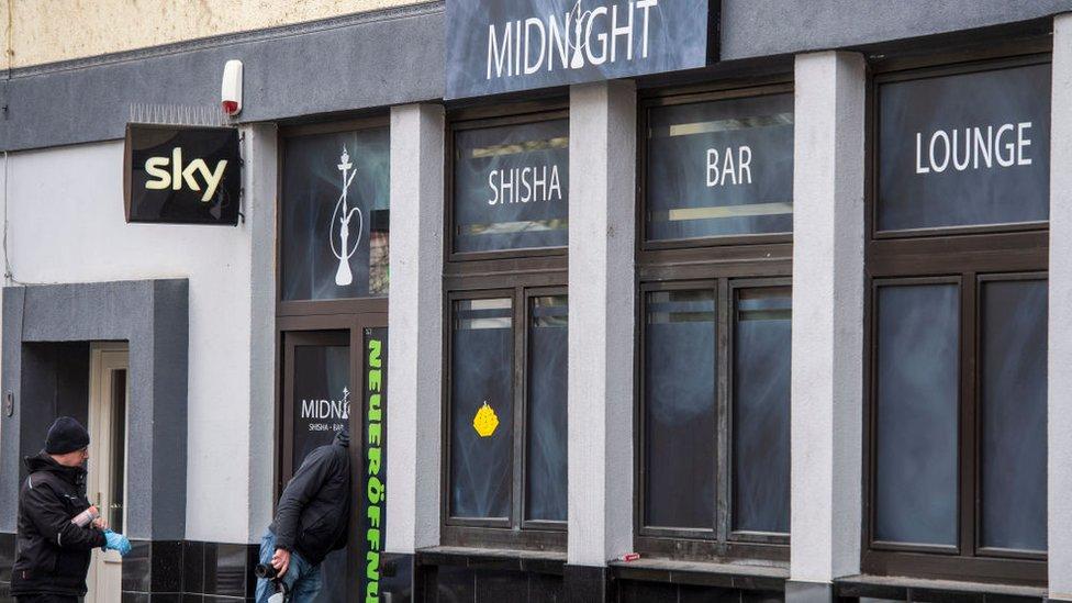 Bar Midnight.