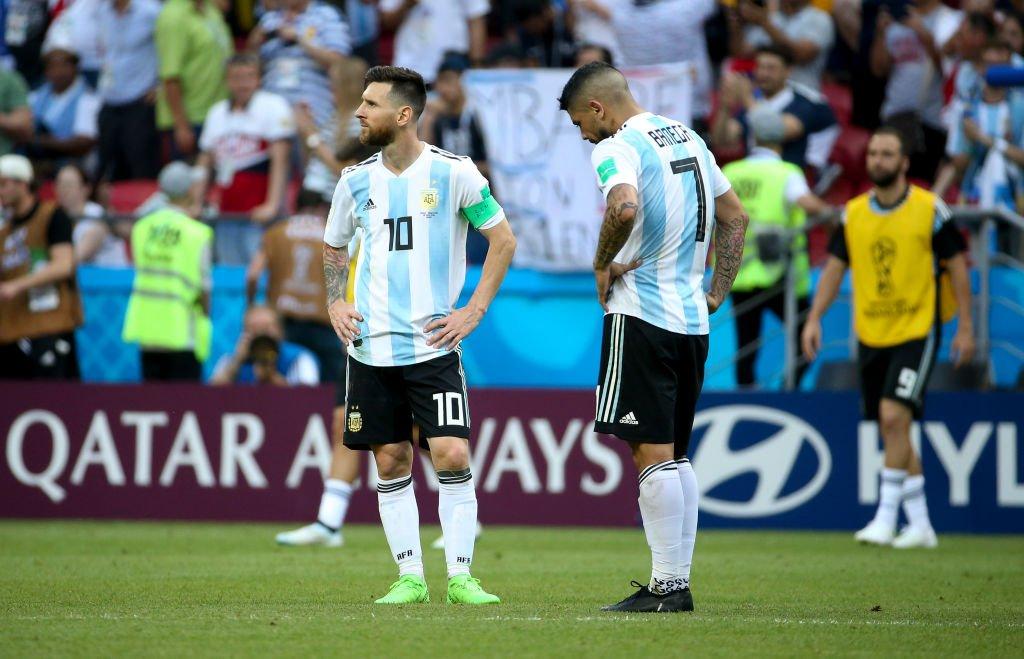La eliminación de Argentina del mundial decretó la salida de Jorge Sampaoli, el sexto seleccionador que tuvo la Albiceleste en los últimos 10 años.