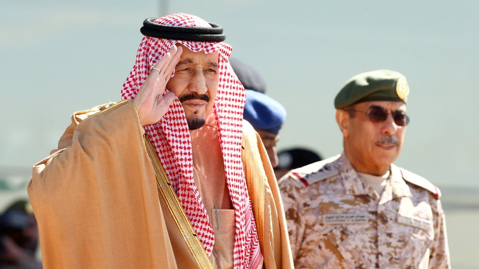 Salman, arab saudi