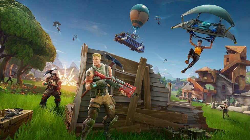 Fortnite: The world-famous game that's never topped the charts