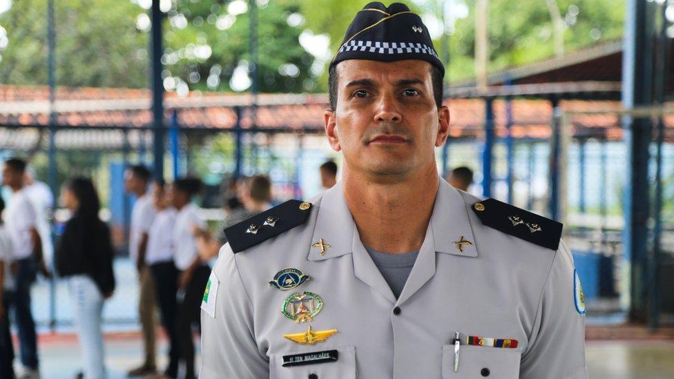 Lt Mario Vitor Barbosa Magalhães