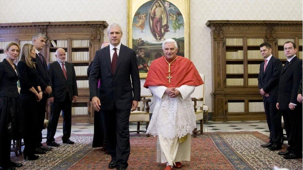 Rim, novembar 2009.