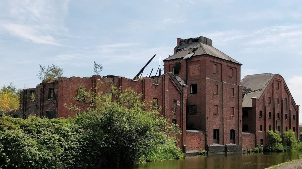 Langley Maltings, Sandwell, West Midlands