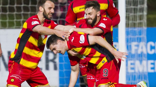 Partick Thistle 1-0 Dundee Utd