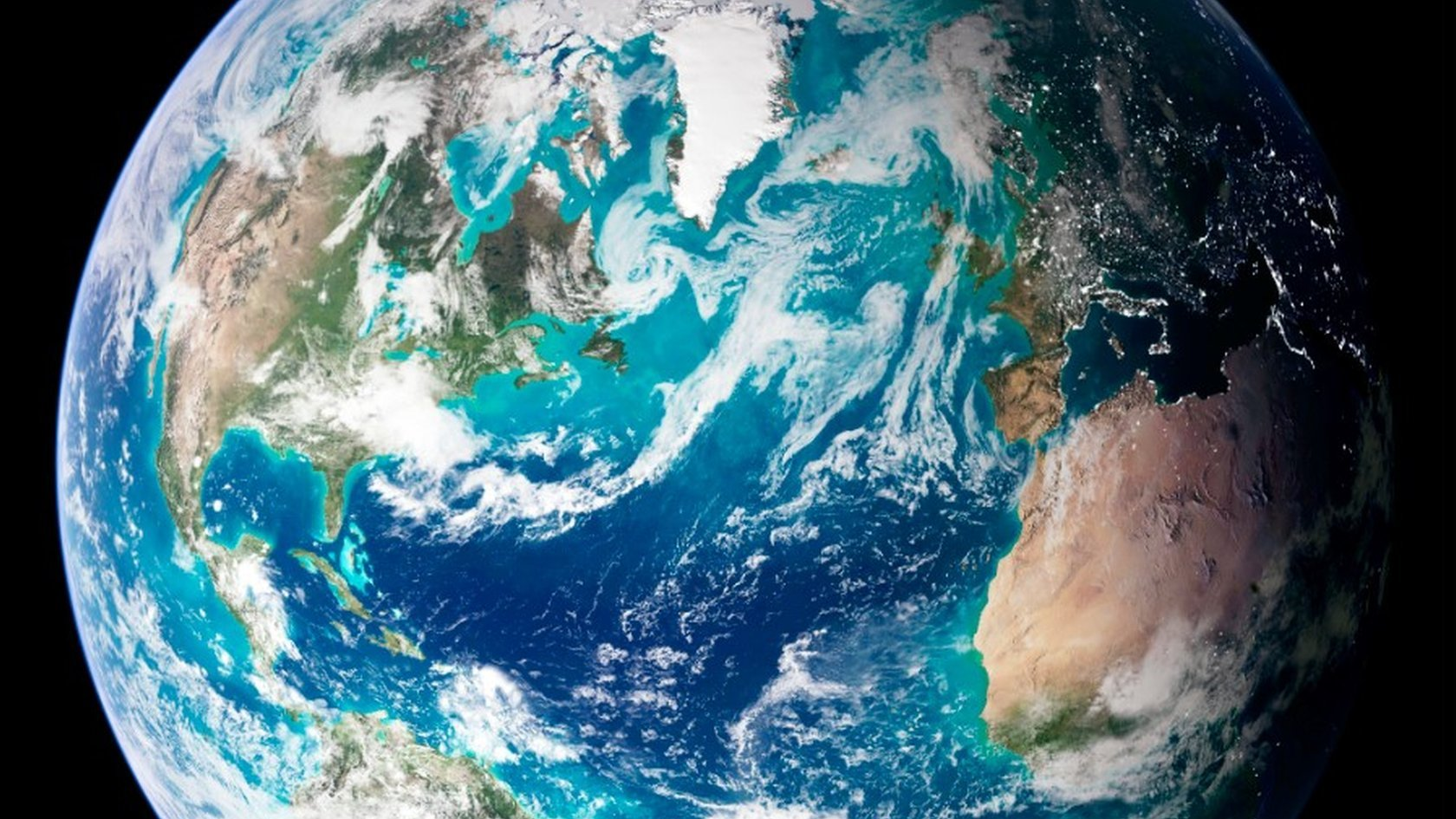 Climate change dials down Atlantic Ocean heating system