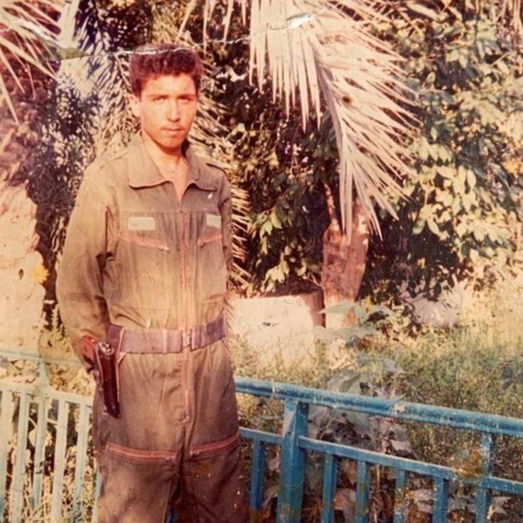 الشرطي العراقي رائد الموسوي