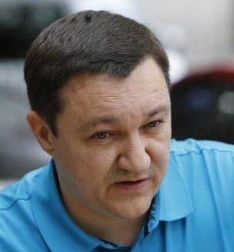 Dmytro Tymchuk's Facebook page