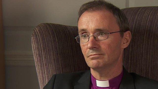 Bishop Nicholas Chamberlain