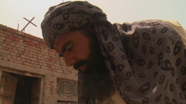 Muslim farmers in Gojra are helping rebuild a Christian church