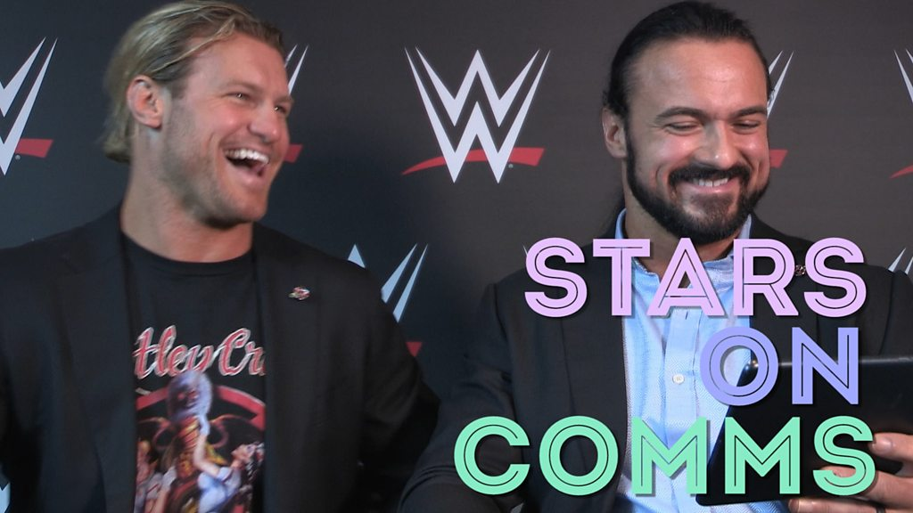 FA Cup: WWE's Drew McIntyre and Dolph Ziggler try football commentary