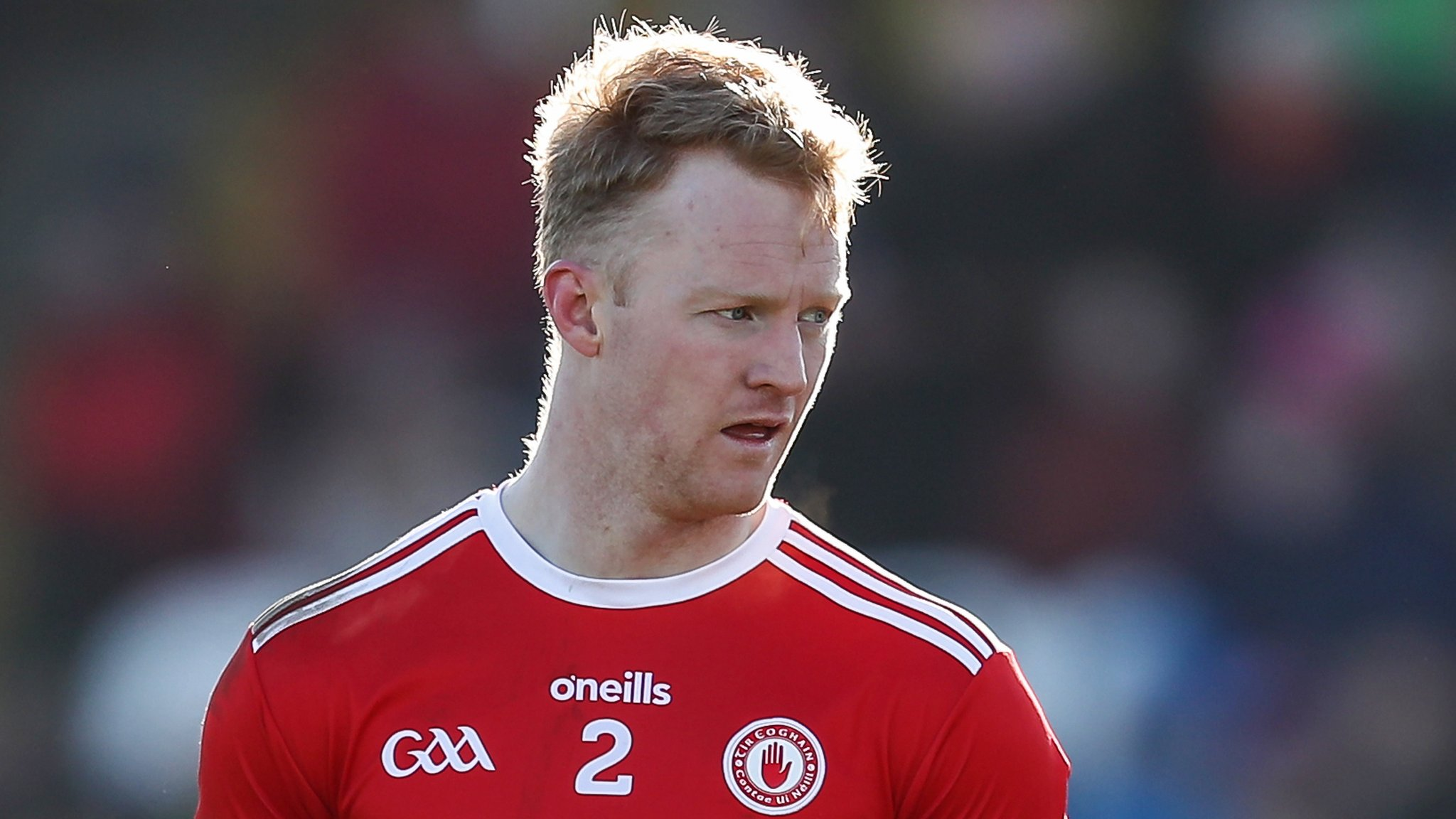 Super 8s: Hugh Pat McGeary replaces injured Cathal McCarron for Tyrone