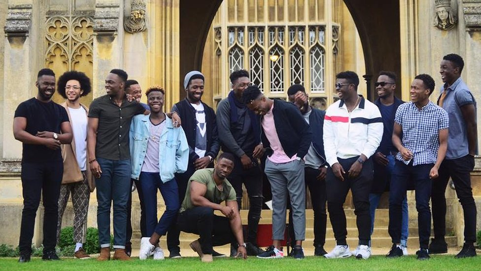 BBC News - The Stormzy university effect: 'I feel more represented'