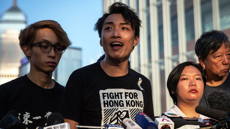 Hong Kong extradition bill: Protesters vow to push ahead