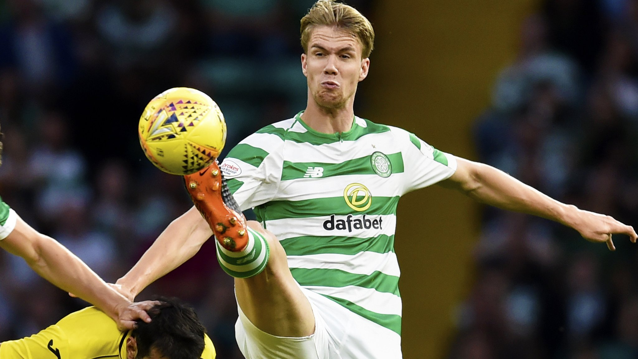 Rosenborg a Champions League threat - Celtic's Ajer