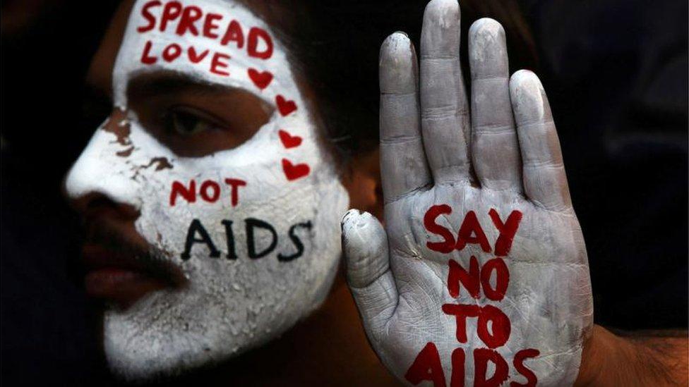 ناشط في مجال الإيدز