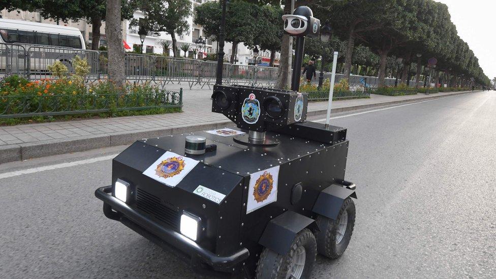 Policijski robot