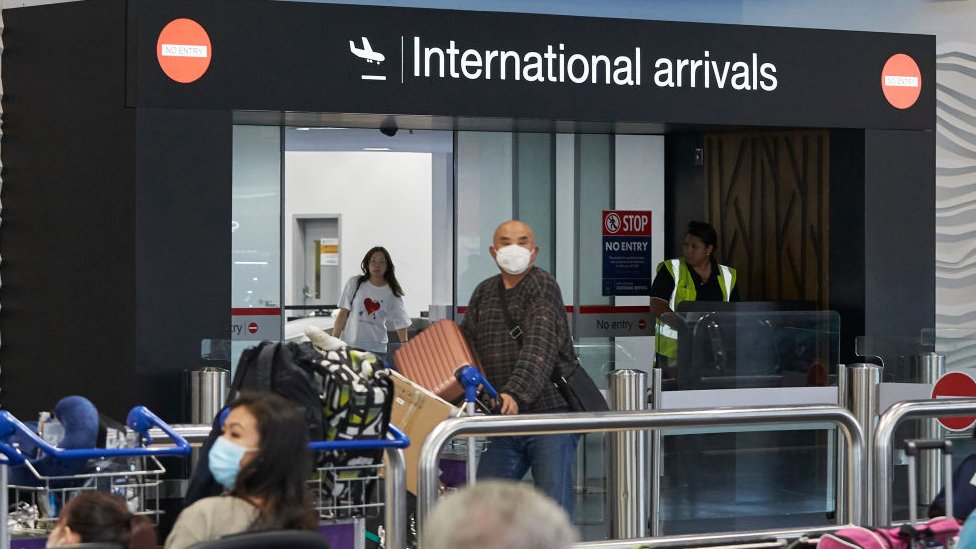 Aeropuerto internacional de Auckland
