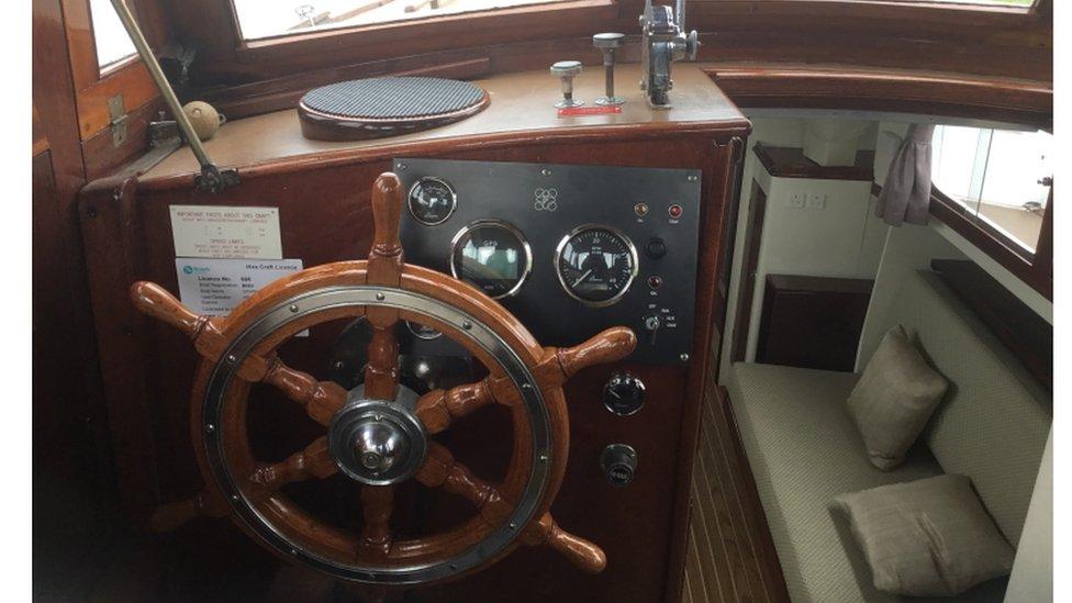 Kormilo broda
