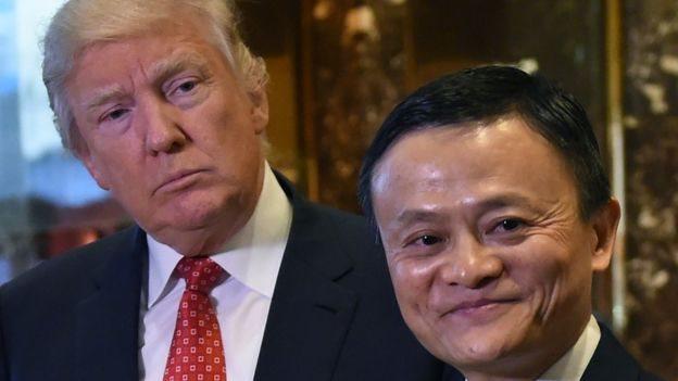 Jack Ma berjanji membantu penciptaan satu juta pekerjaan di AS setelah bertemu dengan President Donald Trump.