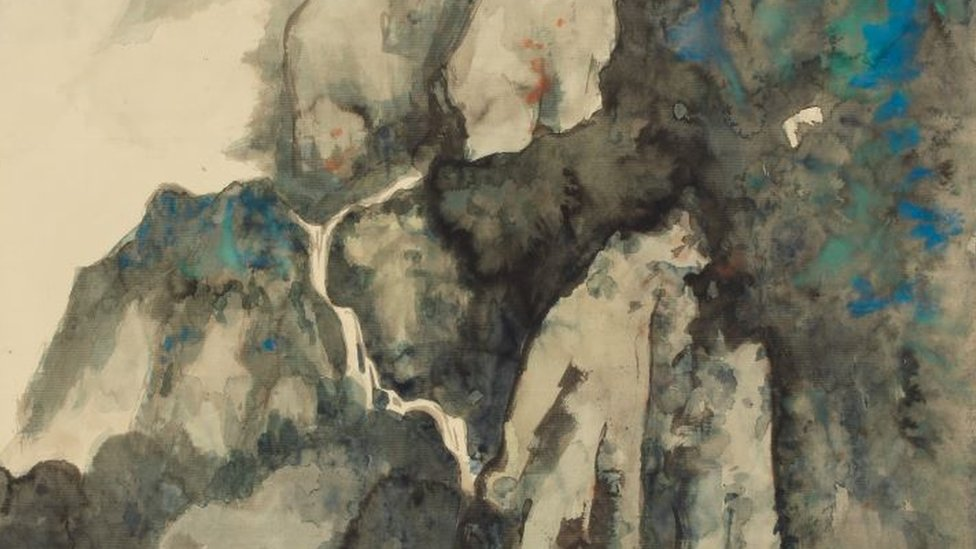 'Chinese Picasso' painting sells for record £2.6m