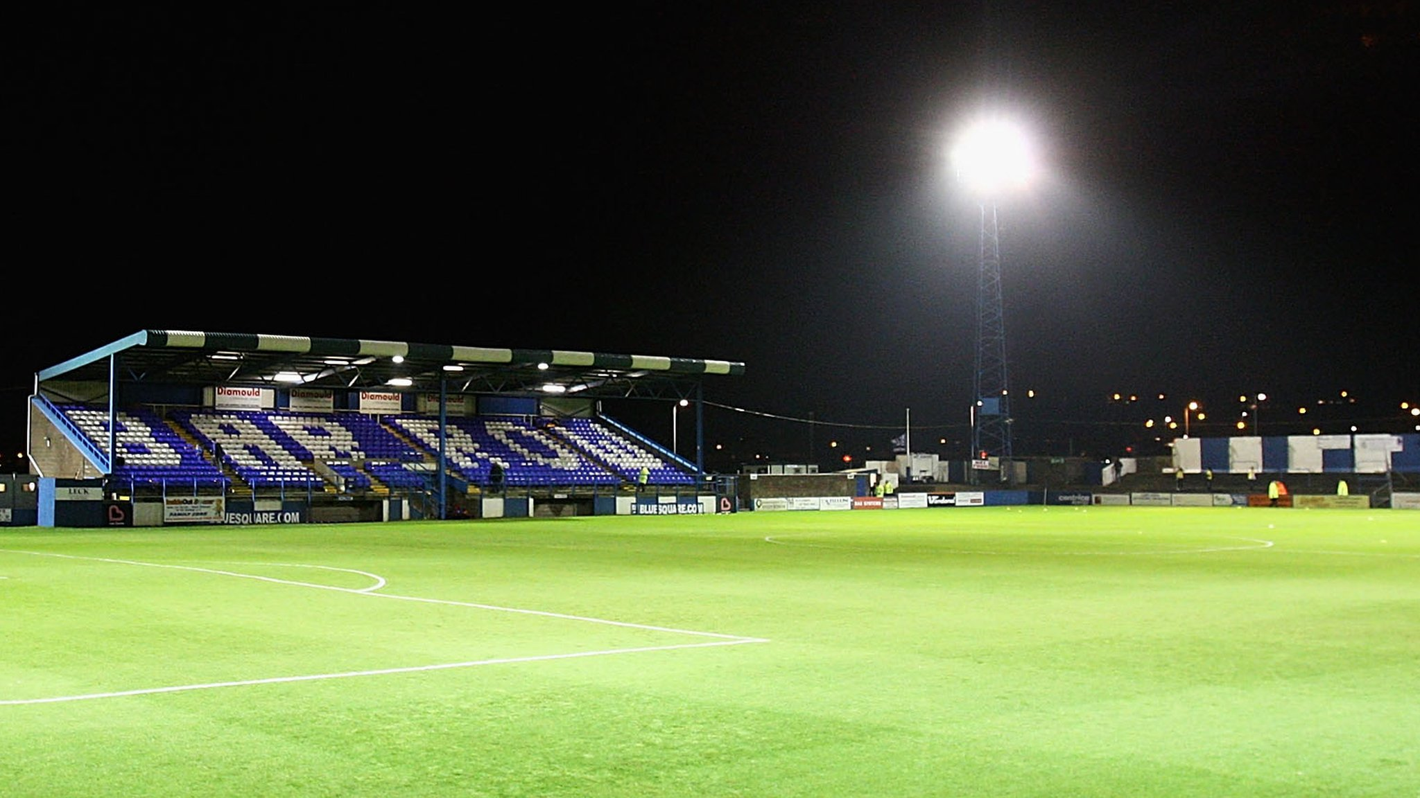 Barrow: Supporters' trust take up shares following National League club takeover
