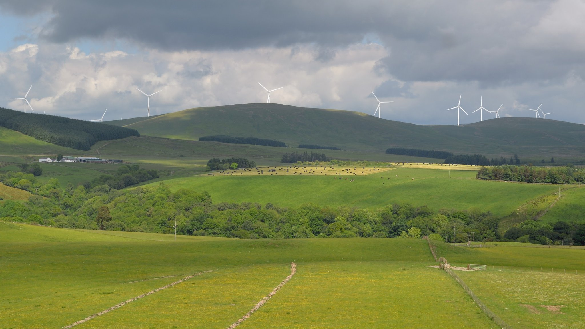 Lowther Hills wind farm inquiry by end of summer