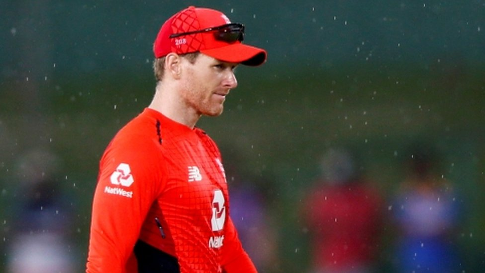 Sri Lanka v England: Eoin Morgan says he is not worried by his side's record defeat