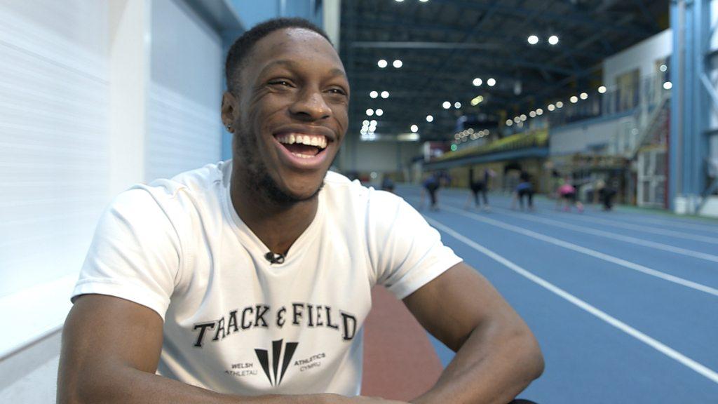 Sam Gordon: Meet the fastest guy you've probably never heard of