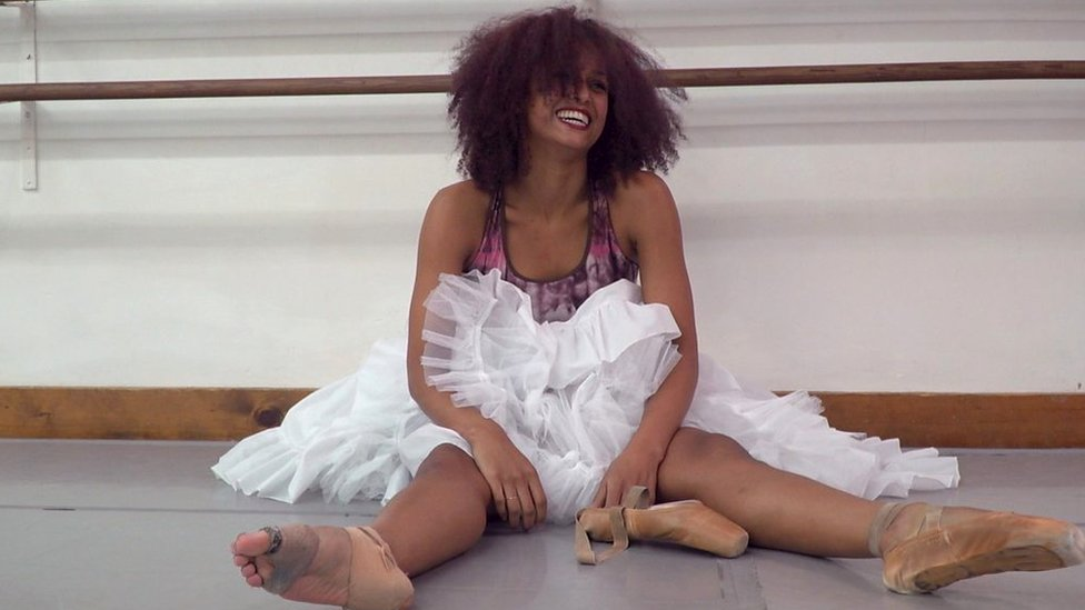 Ballet hoping to help heal Charleston's wounds