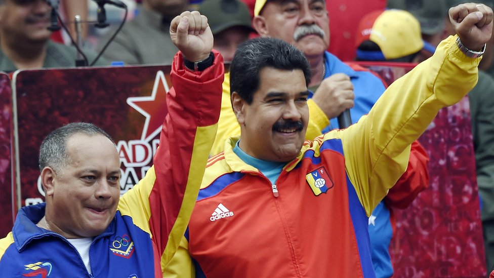 Diosdado Cabello podría ser el nuevo presidente de la ANC