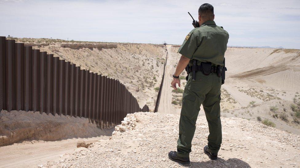 La frontera en Nuevo México