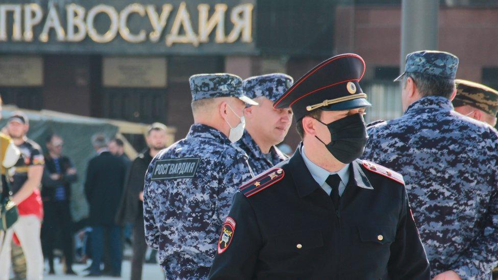 Во Владикавказе полицейские получили от 2,5 до 10,5 лет колонии за пытки и смерть задержанного