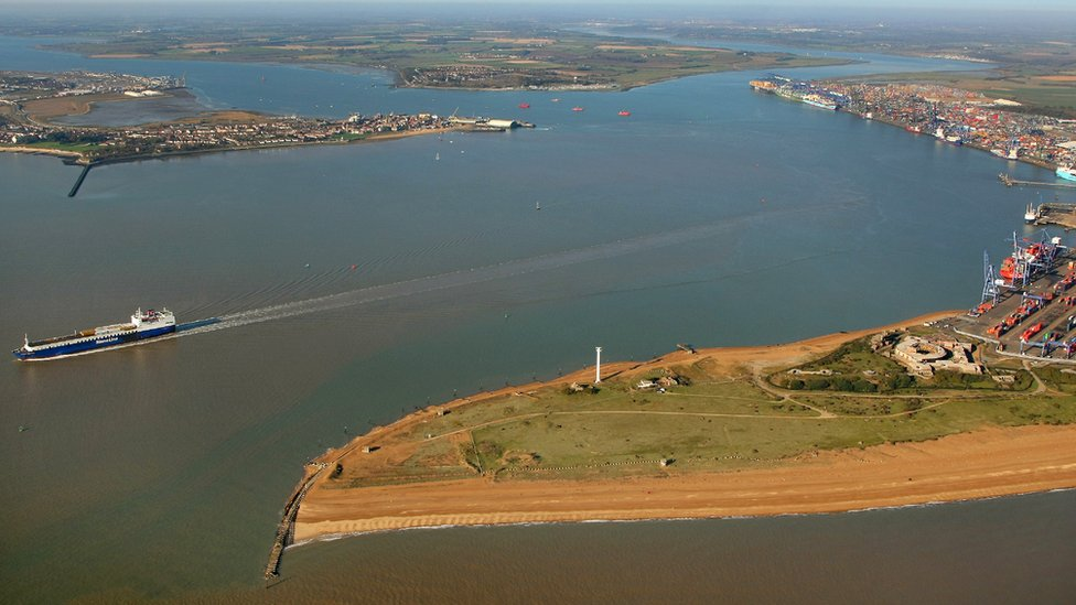 Harwich Harbour