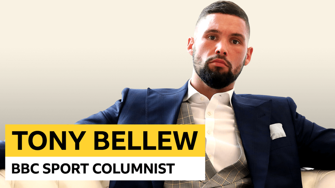 Tony Bellew: I've made my money and I'm not coming back