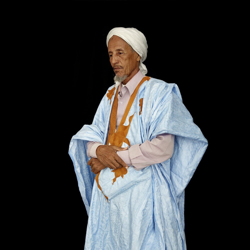 Hademine Ould Saleck, religious leader, Mauritania