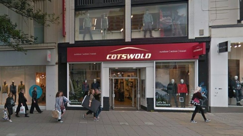 Cotswold Outdoor, Brighton