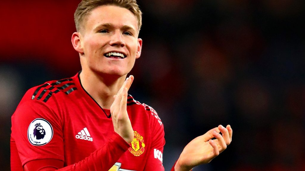 Scott McTominay: Man Utd midfielder could leave on loan