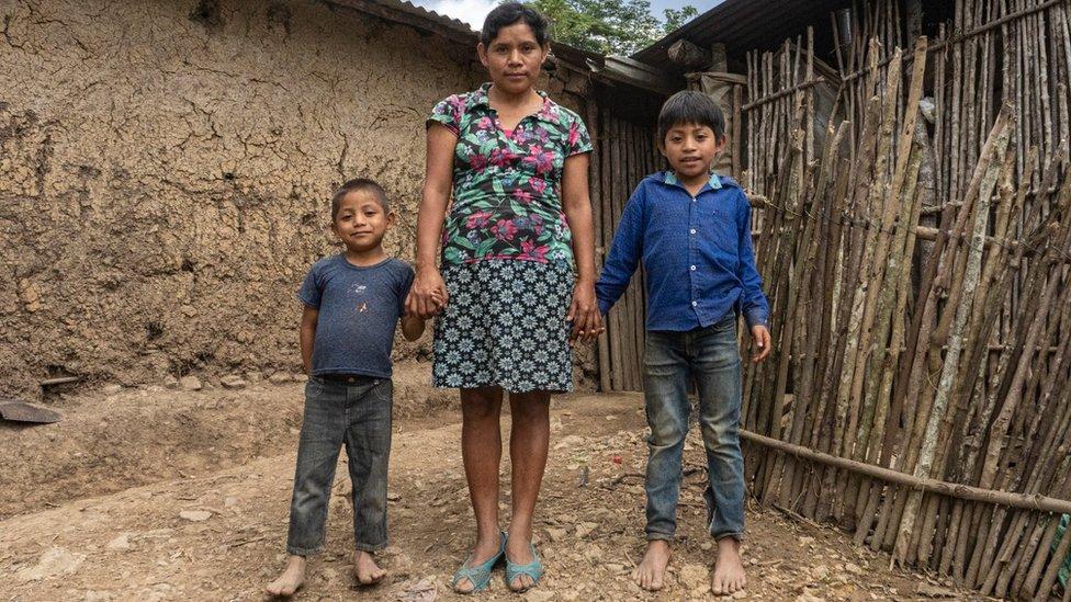 Familia de Guatemala