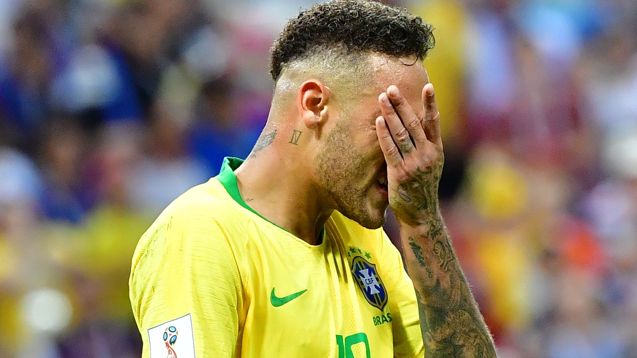 Neymar was in 'mourning' after World Cup exit