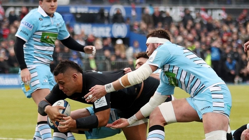 Glasgow 'will be better' for likely Saracens return - Rennie