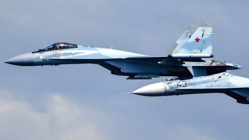 الصفقة الصينية الروسية التي أزعجت الولايات المتحدة تشمل 10 مقاتلات سوخوي
