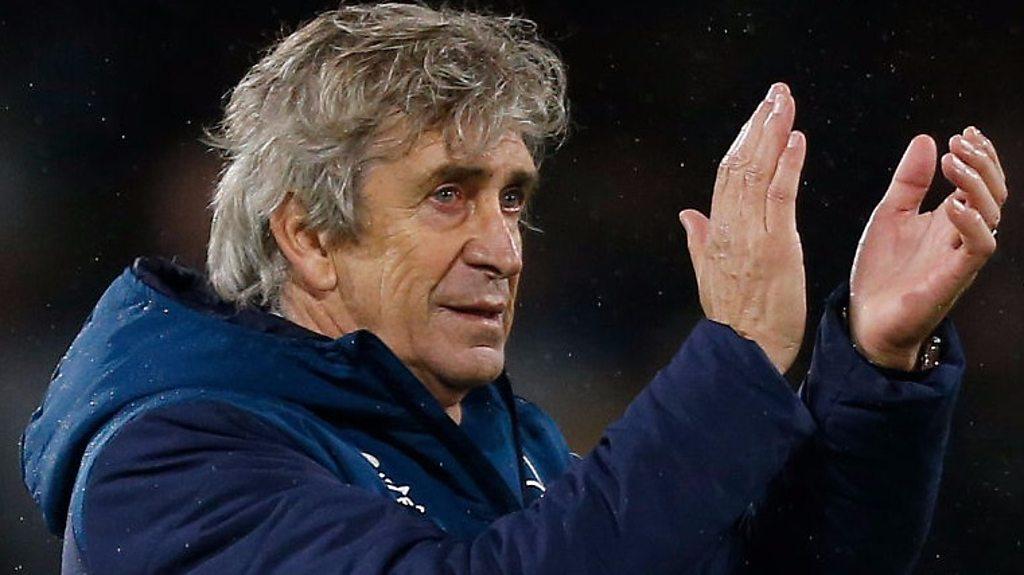 "Fulham 0-2 West Ham: Manuel Pellegrini says Hammers are ""enjoying"" their matches"