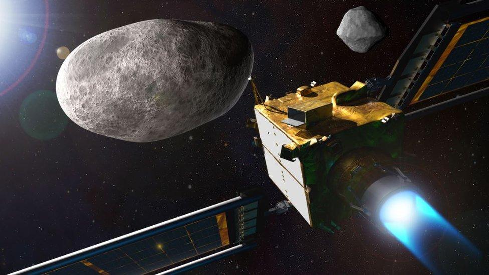 Psyche 16, el asteroide que vale más que la economía global de nuestro planeta y que está en la mira de la NASA - BBC News Mundo