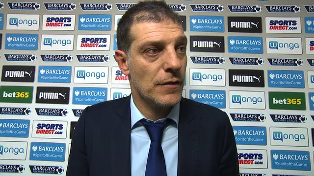 Newcastle 2-1 West Ham: Slaven Bilic questions Hammers commitment