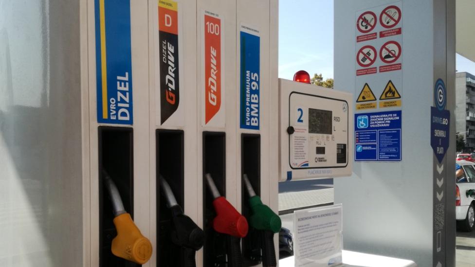 benzinska pumpa, benzin, gorivo, benzinska stanica