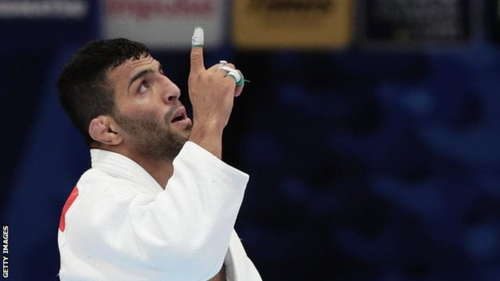 سعيد مُلايى خرج من بطولة العالم في اليابان على يد البلجيكي ماثياس كاس في مباراة نصف النهائي