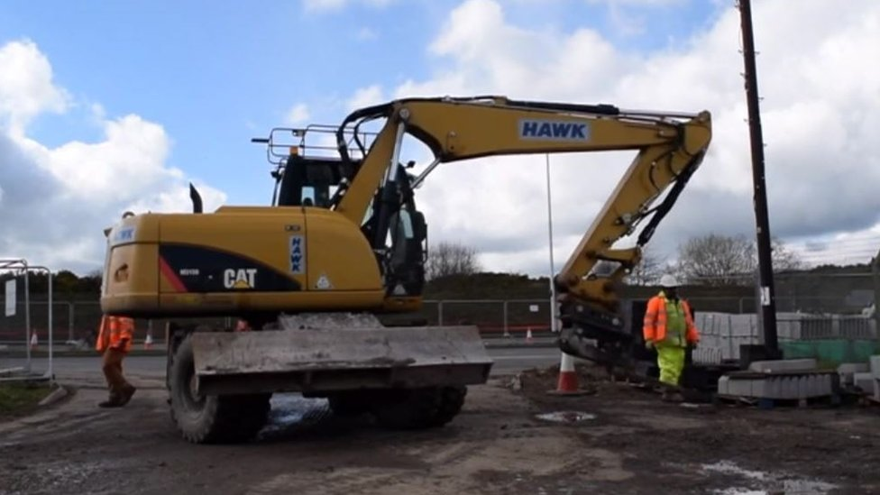Jobs lost as plant hire firm goes into administration